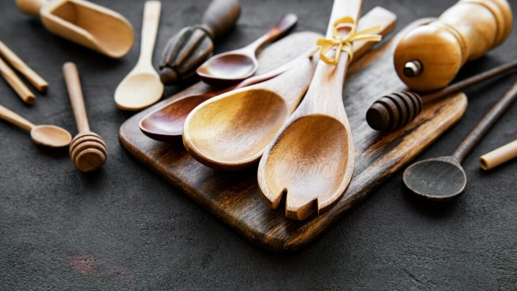 Different Types Of Spoons:Serving Spoons