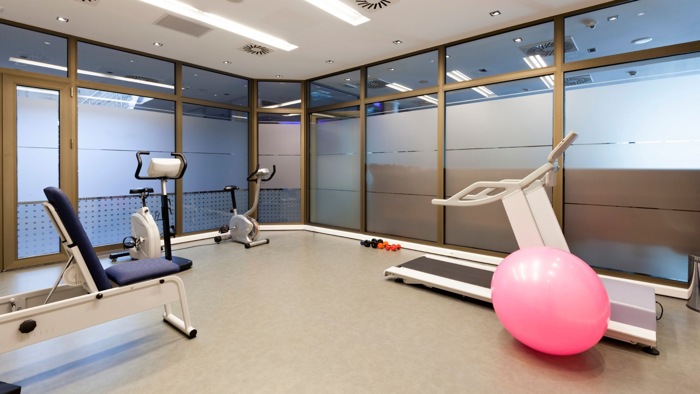 types of gyms: boutique gym