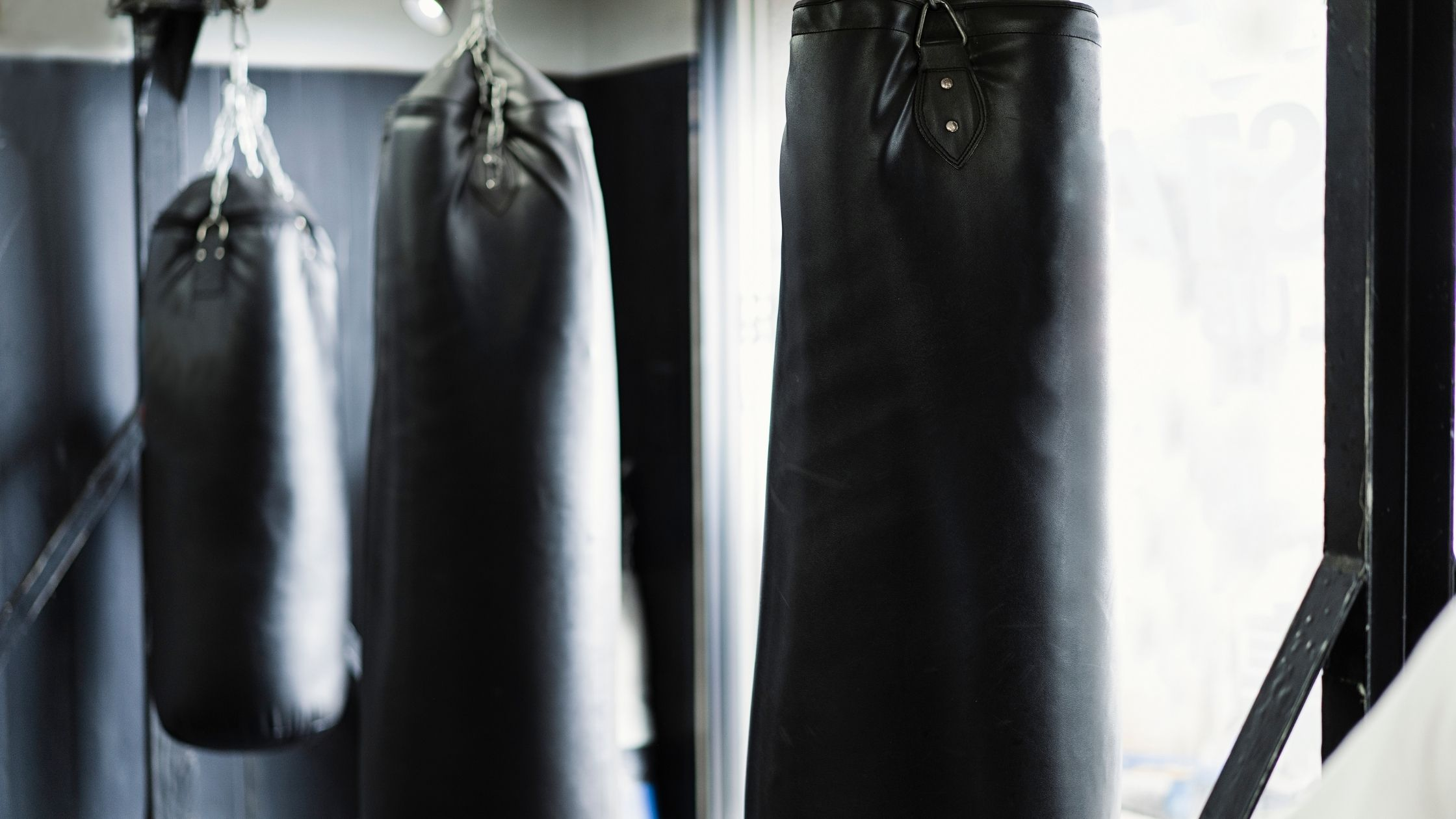 types of gyms: Boxing gym