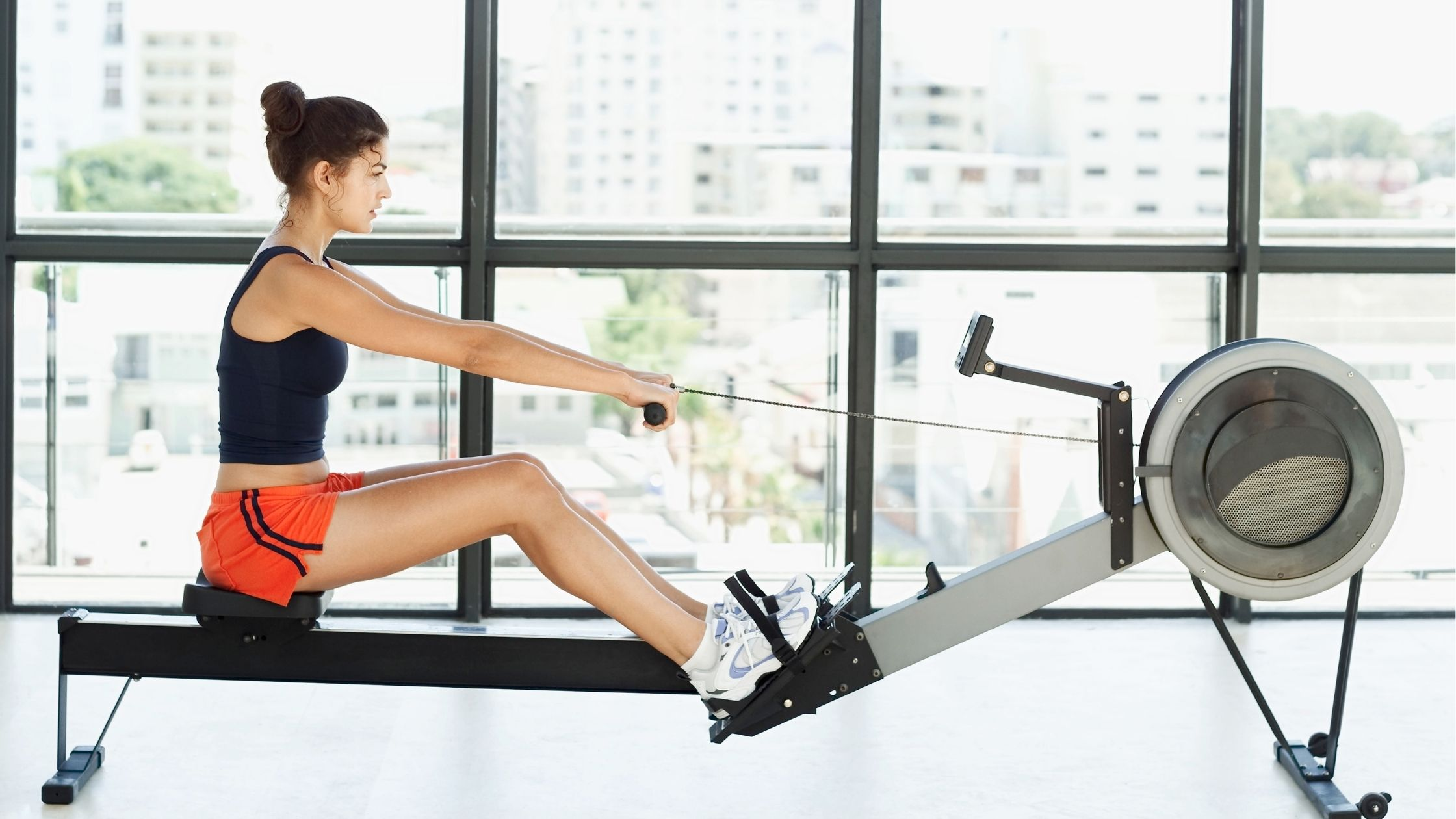 Types of Rowing Machines: Magnetic Resistance Rowing Machine