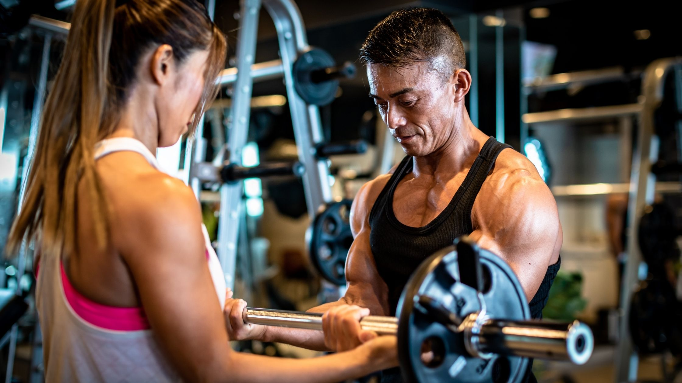 types of gyms: personal training gym