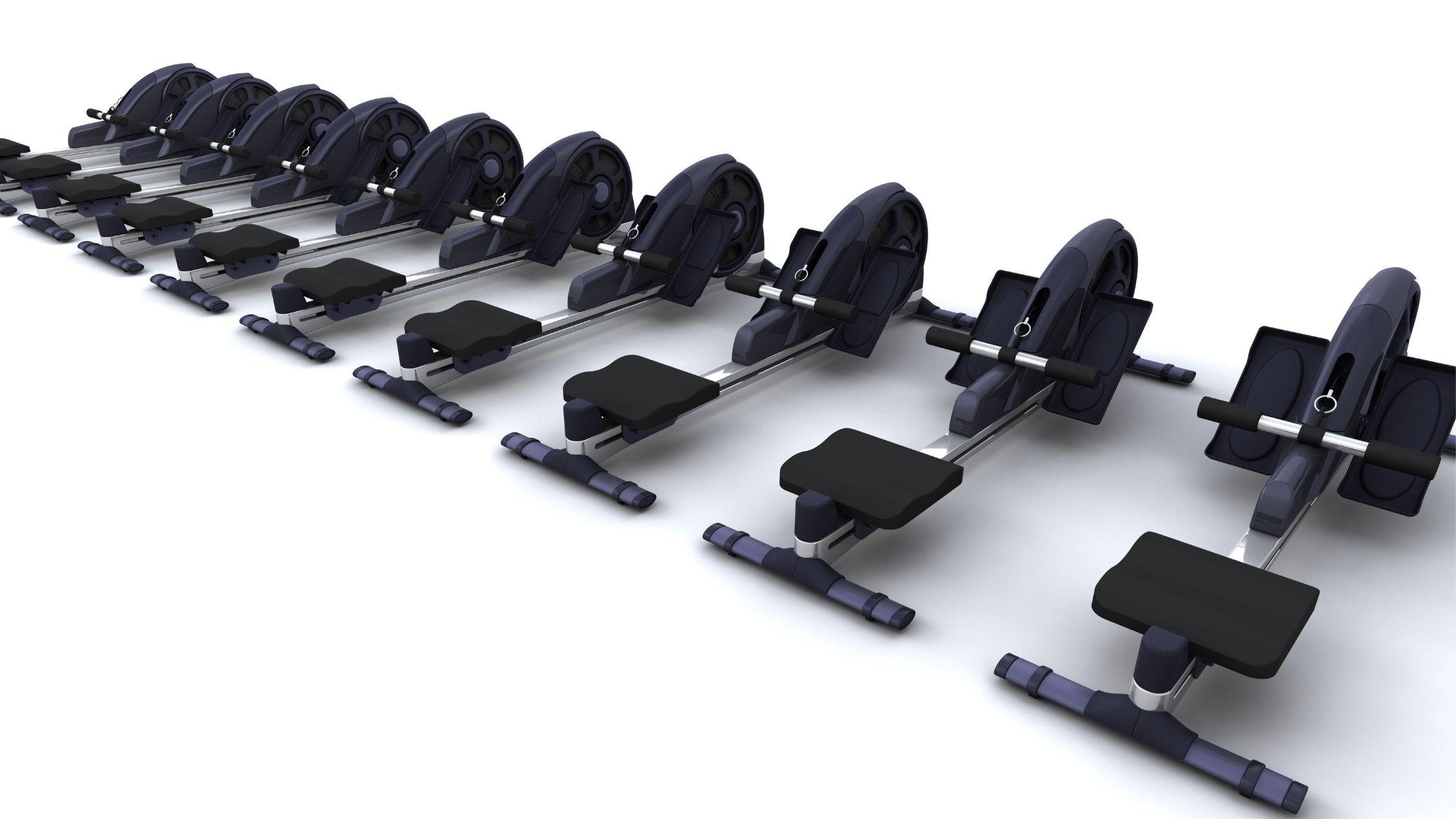 Types of Rowing Machines: Recumbent Rower
