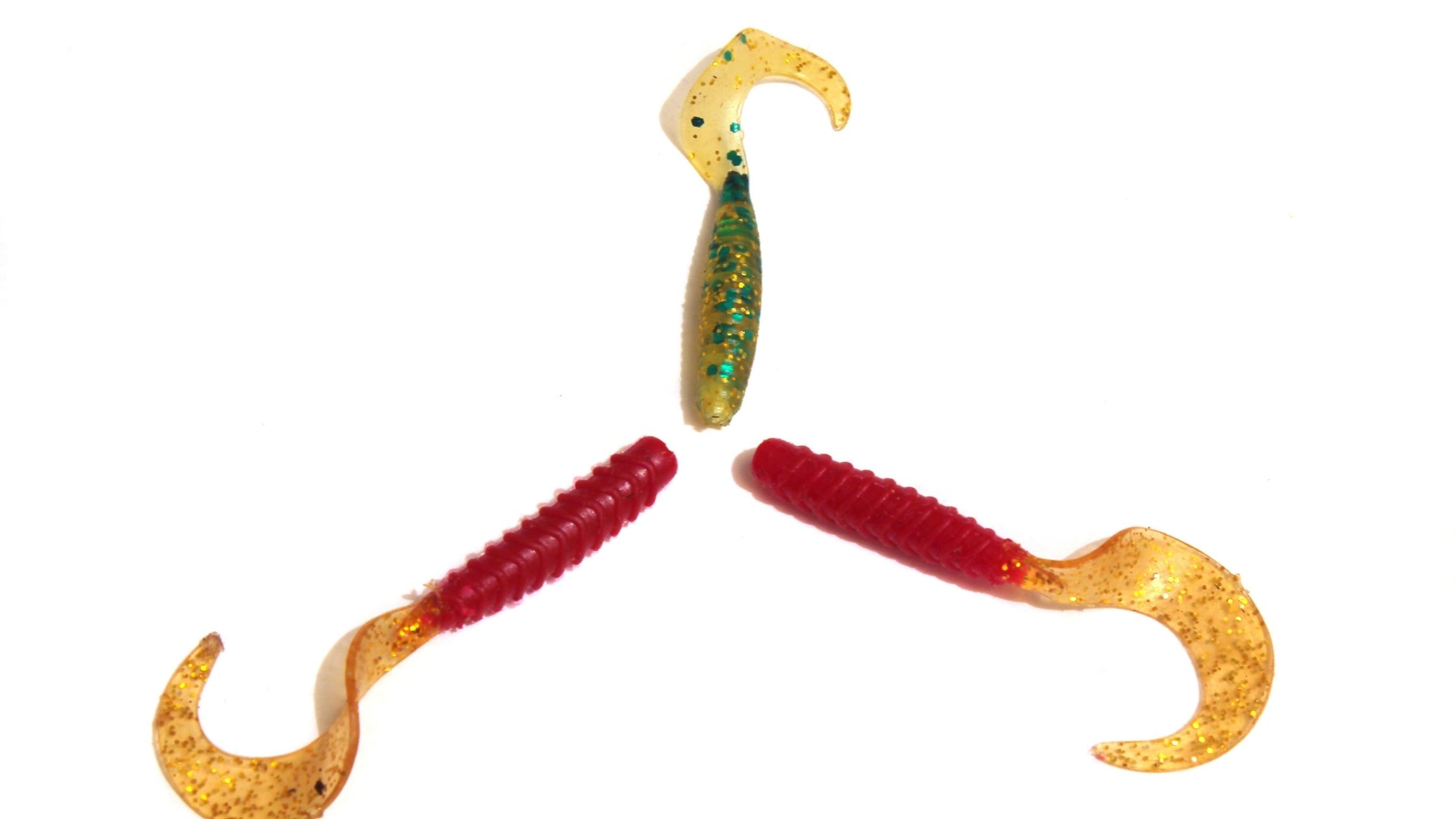 Types of Fishing Worms: Ribbon Tails