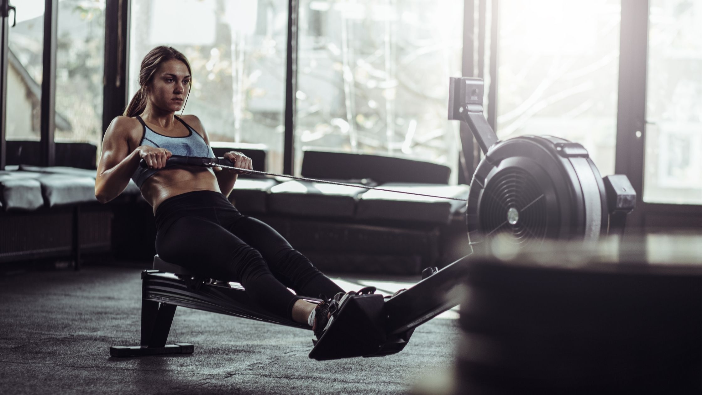 Types of Rowing Machines: