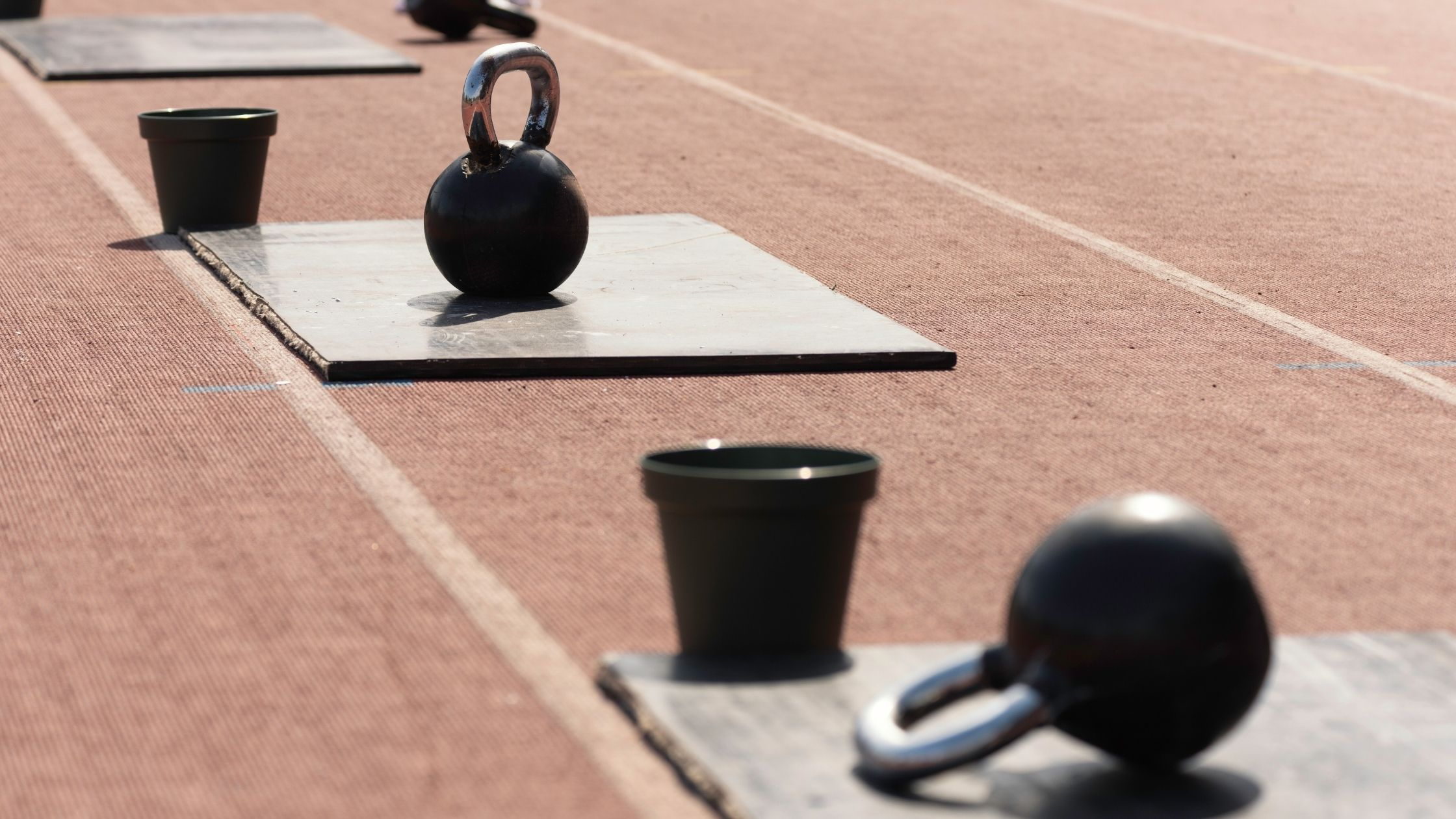 Types of Kettlebells: Competition kettlebell