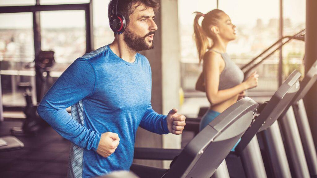 typesof treadmills