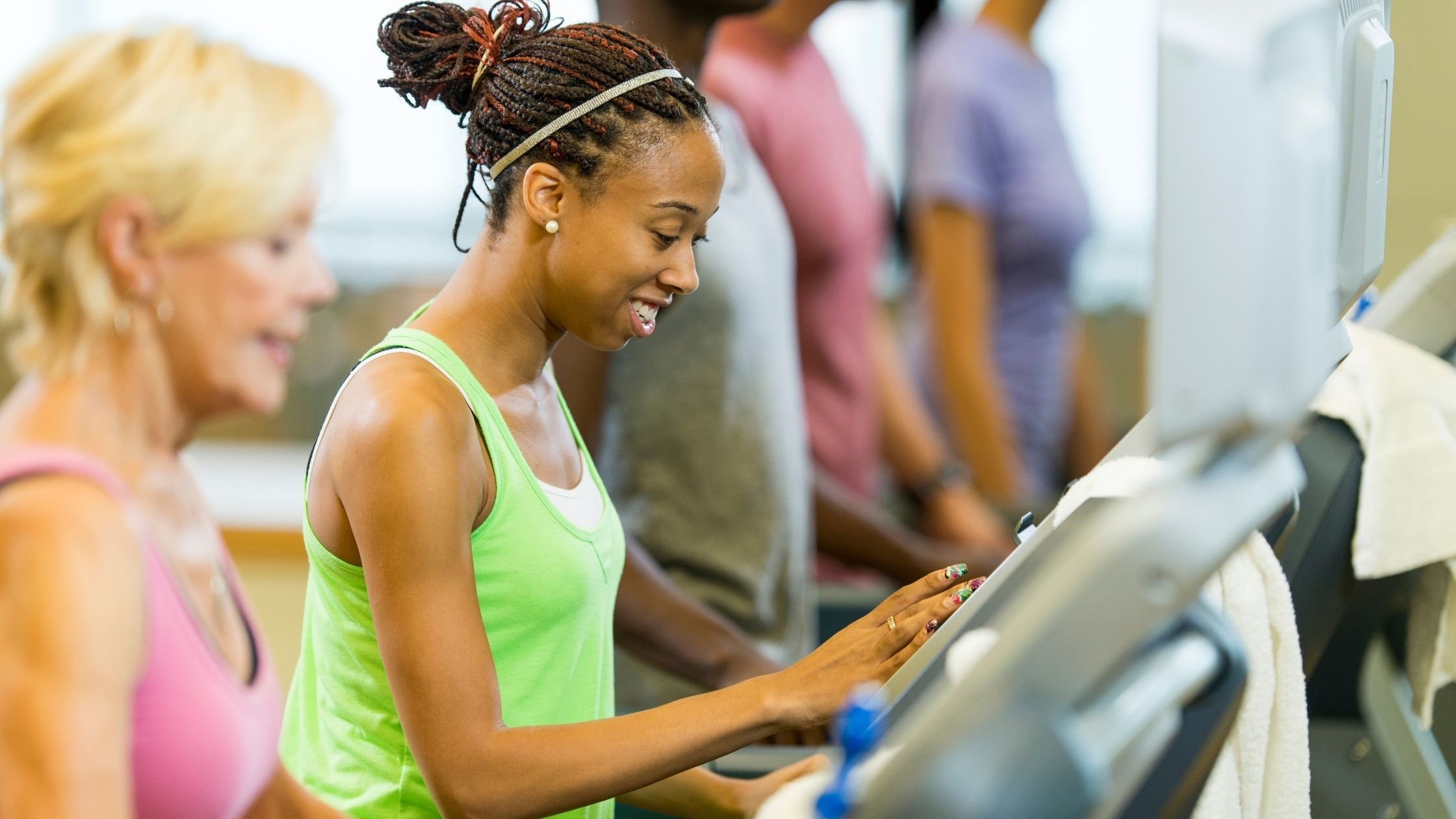 types of treadmills